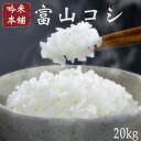 Spend Toyama product; 20 kg of Hikari