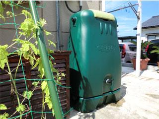 雨水タンク ホームダム250L