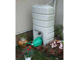 雨水タンク まる140