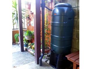 雨水タンク BeGreenミニレインセーバー100