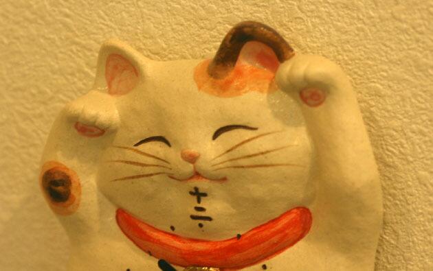 小猫钟表手工制作图片
