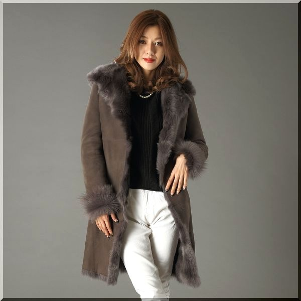 seven-fairy | Rakuten Global Market: Shearling coat hood / 12191