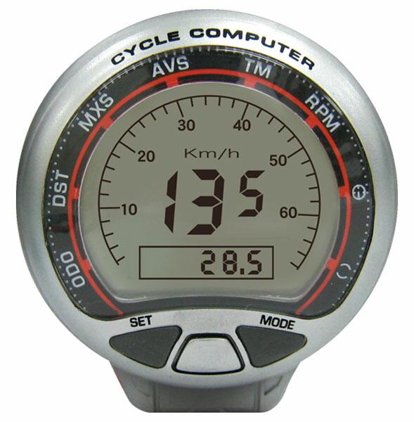 自転車の 自転車 走行距離 時間 : )走行速度/積算距離/走行距離 ...
