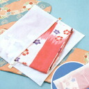 Yukata & 10P18Oct13 convenience goods easily washable at home for clothes washing NET 50 cm x 43 cm
