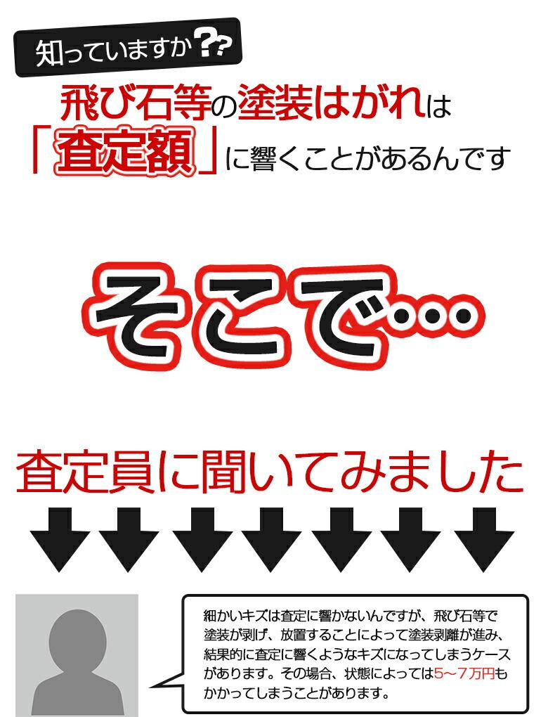 プロテクションフィルム-査定官