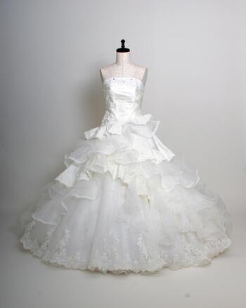 楽天市場】ウェディングドレス ...