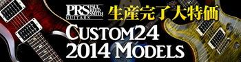 PRS Custom24���ò�