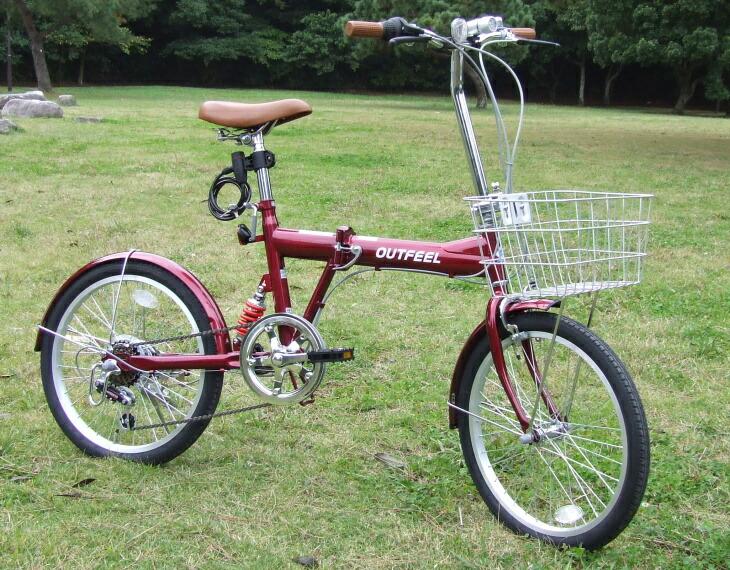 !】20インチ折りたたみ自転車 ...