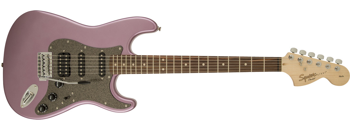 Affinity Series Stratocaster HSS 全体