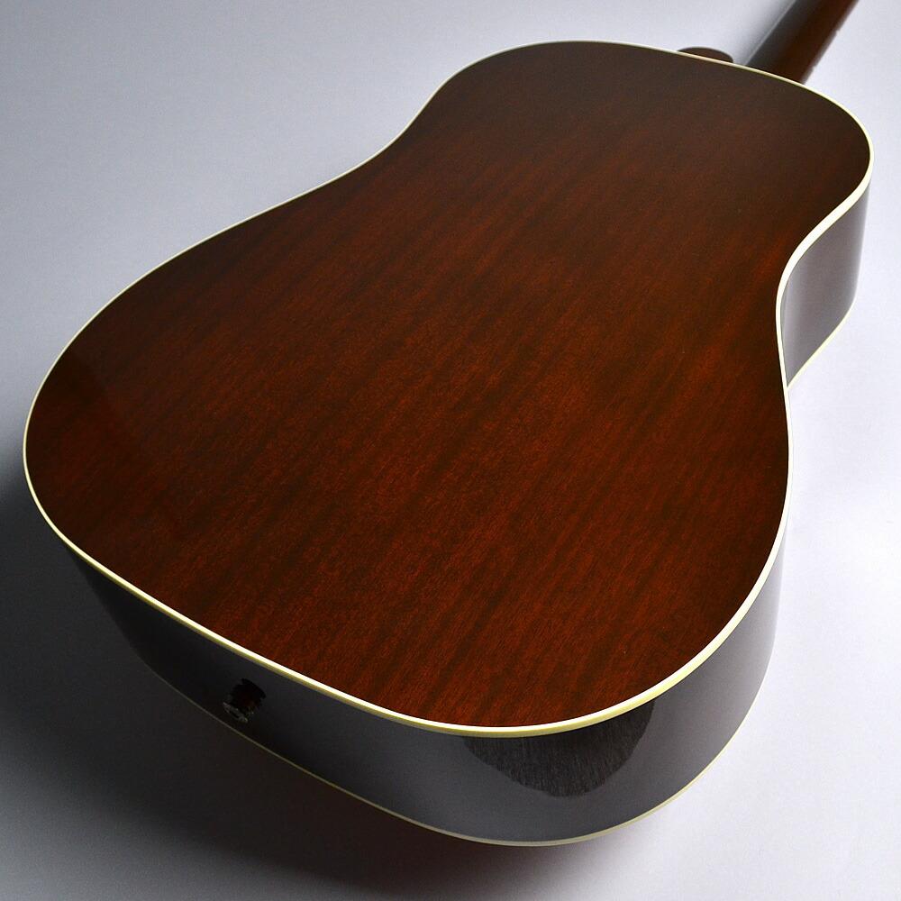 Gibson J-45 ボディバック画像
