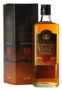 Sapporo whisky SS 43%