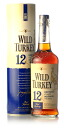 Wild Turkey 12 years concurrent ※ this is parallel goods per label or design without prior notice subject to change.