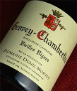 ◆ Denis mortegiuvere Chambertin... V V [2011]