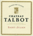 Château Talbot [2001]