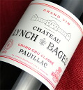 ◆ Chateau Bages [2010]
