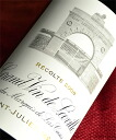 ■ the Château Léoville-Las cases [2009] * photo is vintage 2008. * This item is shipped until 2, takes 3 days.