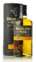 Highland Park 12 year (regular)