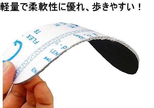 is-fit 踏み抜き防止インソール