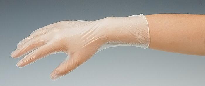 150 ニューデリカユース手袋 ノンパウダー