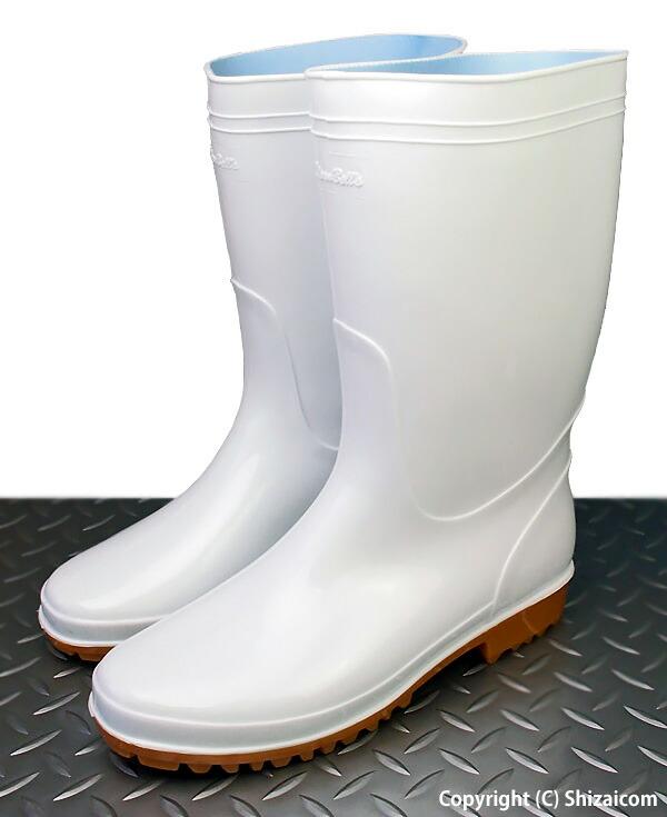 KAWANISHI 8300 衛生耐油長靴 ホワイト