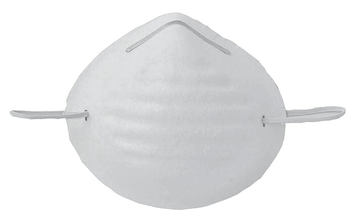 7060 作業用マスク カップ型