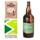 A diet set! (1,200 ml of 25 g of *8 bag of Yamato enzyme say ray () + Seicho gene () + livret flower brown (500 g))