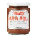 Dragon King plum sweetened ume paste (ginger case) (250 g)