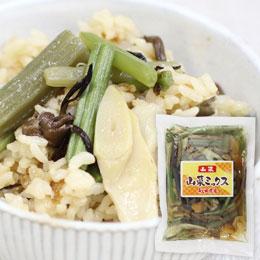 山菜水煮ミックス(100g)【マルアイ食品】