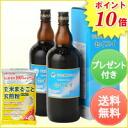 Daiwa enzyme seiei (1200 ml) 2 + Gen decoction powder (500 g) set