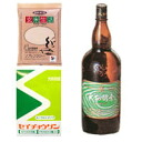 A diet set! Yamato enzyme say ray, active enzyme (1,200 ml) + Seicho gene (*8 bag of 25 g) + livret flower brown (500 g)
