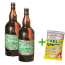 Set of Yamato enzyme say ray, two active enzyme (1,200 ml) + 玄煎粉 (500 g)