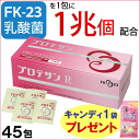 Lactic acid FK-23 (Fenris bacteria) containing food fearin 30(1.5g × 45 capsule )