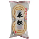 Domestic wheat, spiral core-patterned gluten bread (six pieces)