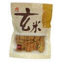 This is brown rice crackers, soy sauce taste (100 g)