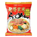 Germination unpolished rice ramen (103 g)
