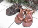 EMOZIONI (エモジオーニ) leather strap sandals No.W0381 [smtb-KD]