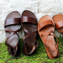 EMOZIONI (エモジオーニ) cross strap sandals No.W0162