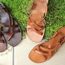 EMOZIONI (エモジオーニ) backstrap sandals W0852