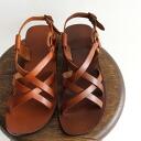 Nuovo in Nicar (Nuovo Nicole) /EMOZIONI (Emozioni) Bax strap Sandals W0852