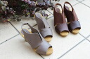 ★2011 S/S ★ Sanita (サニタ) Wood heel sandals (sabot sandals) No. 4944 [smtb-KD]