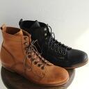 chausser ( Chaussée ) ( ムカヴァ ) /MUKAVA lace-up boots MU-905