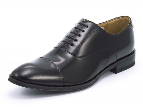 リーガル靴メンズビジネスシューズREGALストレートチップ811RALブラック【バーゲン】