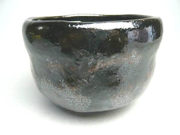 虎の抹茶碗