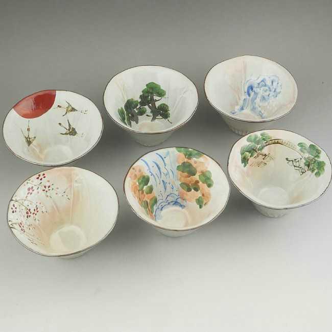 富士山茶碗