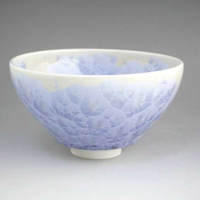 花結晶茶碗 陶あん