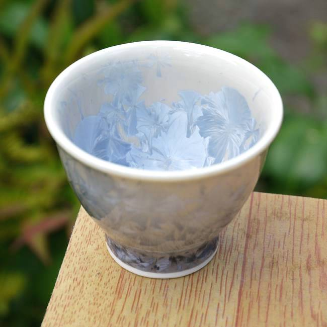 花結晶煎茶器