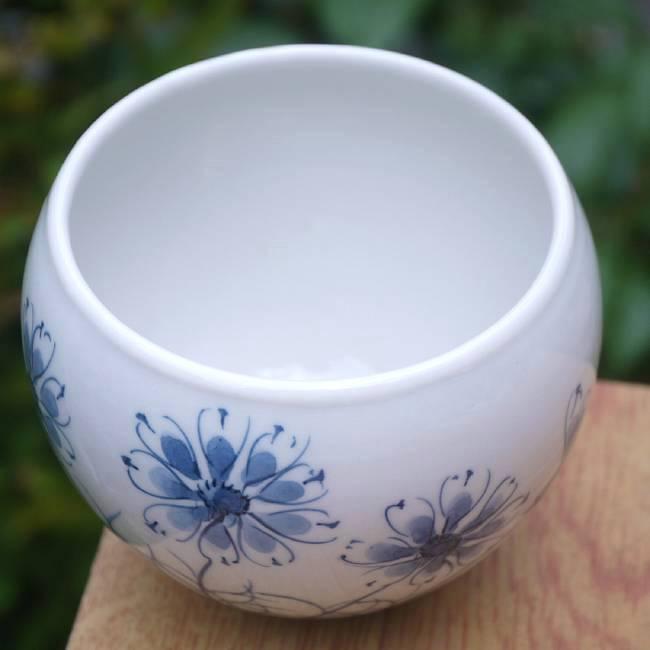 お茶呑み茶碗 陶あん