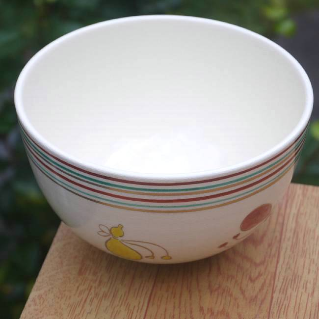 【京焼清水焼】抹茶碗竜 隆雲