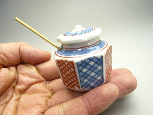 薬味入れ【京焼 清水焼】食卓小物