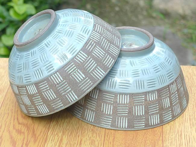 焼締ご飯茶碗